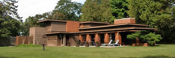 FLW Casa Schwartz
