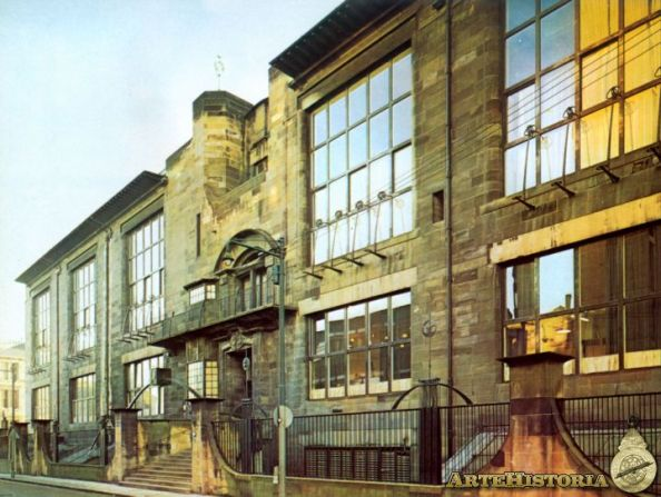 Mackintosh School