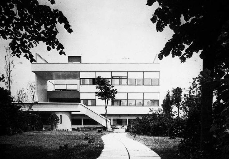 Le Corbusier Garches