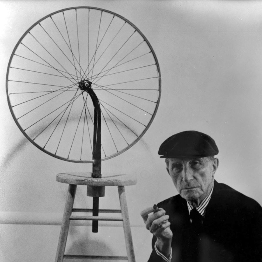 Duchamp bicicleta