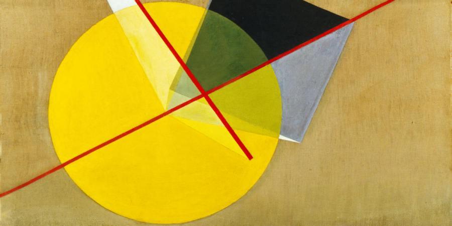 Laszlo-Moholy-Nagy-Yellow-Circle-detail-1921-photo-via-thecharnelhouse.org_-1
