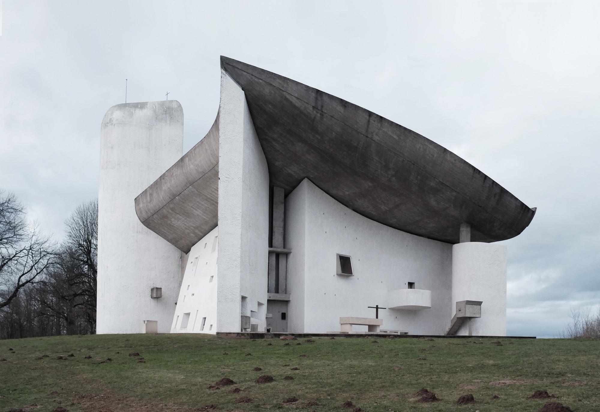 Le Corbusier Capilla