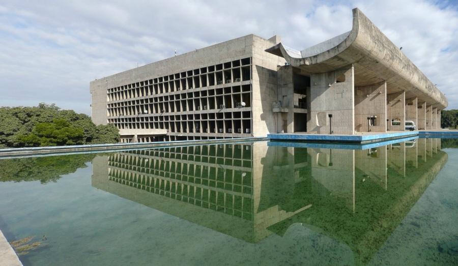 Le Corbusier Chandigarth