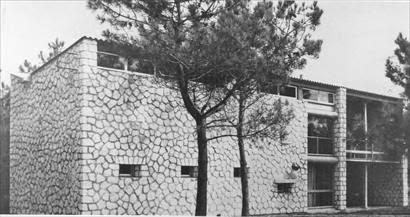 Le Corbusier Mathes