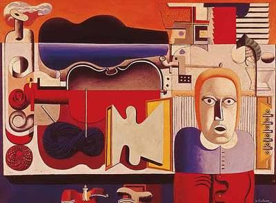 Le Corbusier Pintura