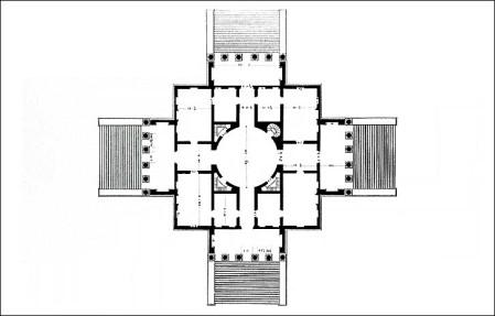 Le Corbusier Rotonda 2