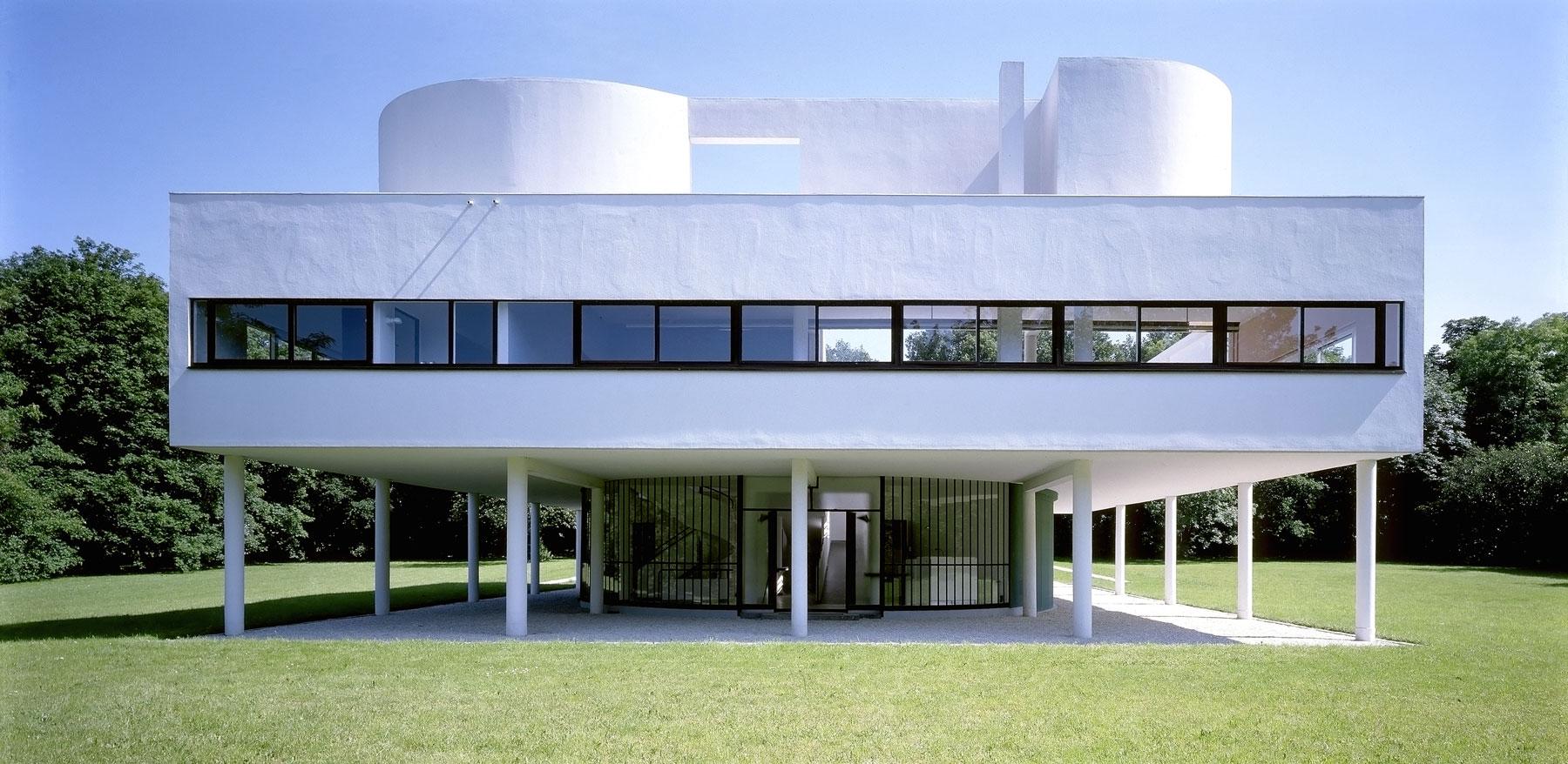 Le Corbusier Savoye 1
