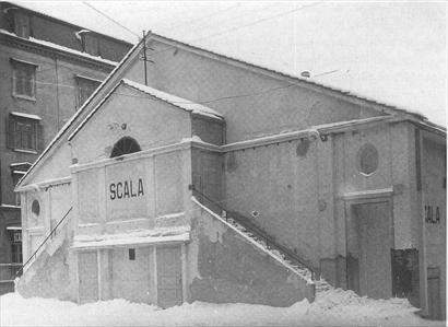 Le Corbusier Scala