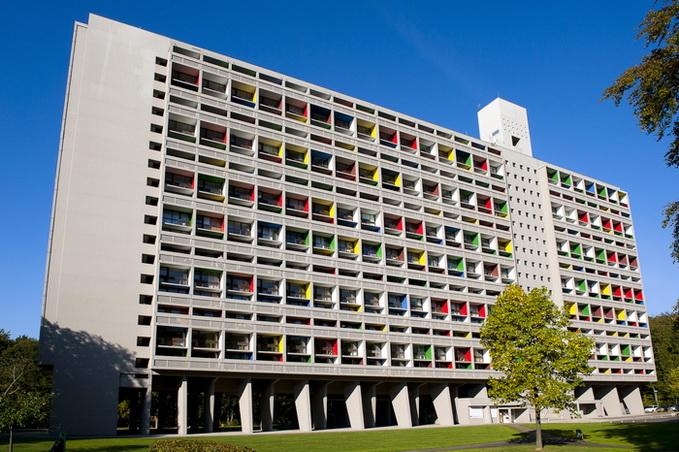 Le Corbusier Unité