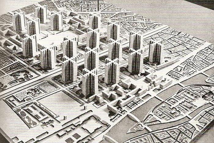 Le Corbusier Ville Contemporaine