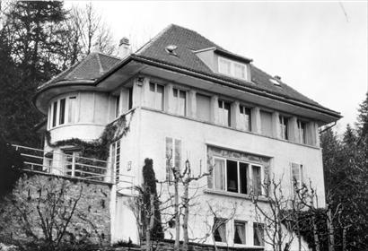 Le Corbusier Ville Jeanneret