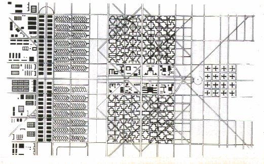 Le Corbusier Ville radieuse