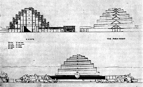 Le Corbusier Zigurat