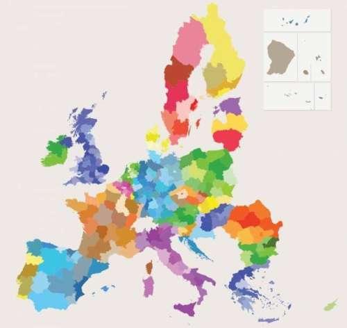 Regiones de Europa Impresionista