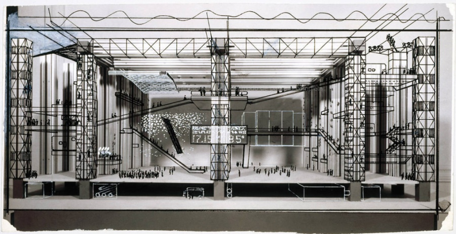 Archigram funpalace-cedric-price