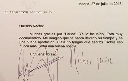Fariña Rajoy
