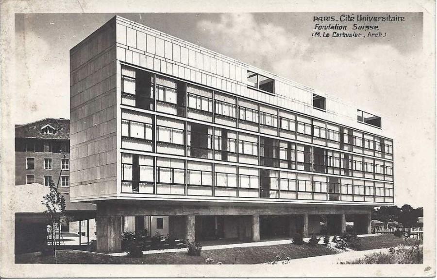 Frampton Le Corbusier