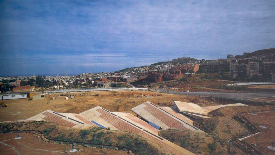 Frampton Miralles&Pinós